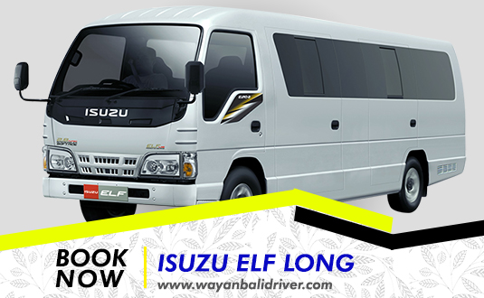 Rent a Isuzu Elf Long in Bali