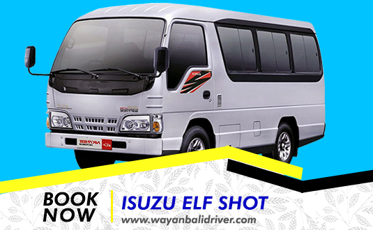 Rent Isuzu Elf Short in Bali