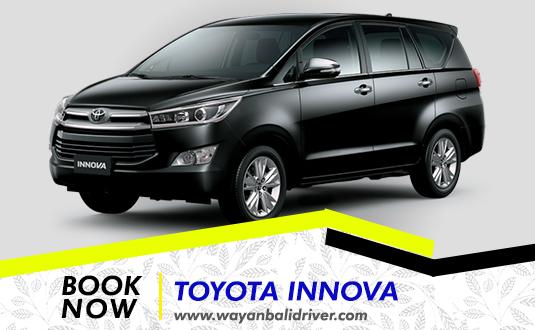 Rent a Toyota Innova Car in Bali