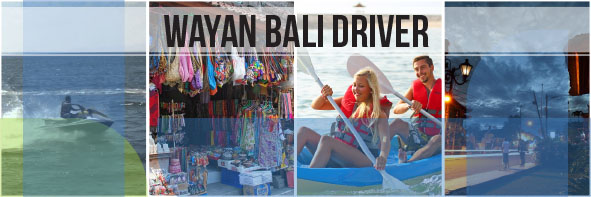 Nusa Dua Watersports & Ubud Tour