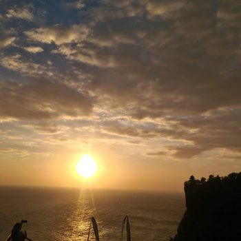 sunset uluwatu