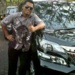 Rental Toyota Alphard in Bali