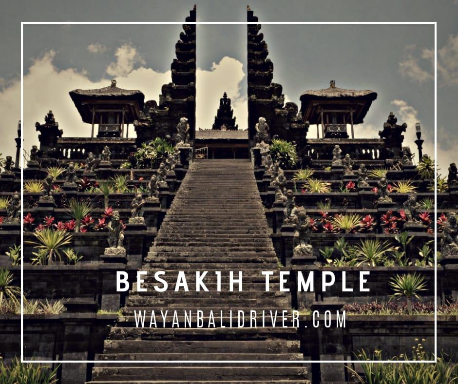 Besakih Temple Karangasem Bali