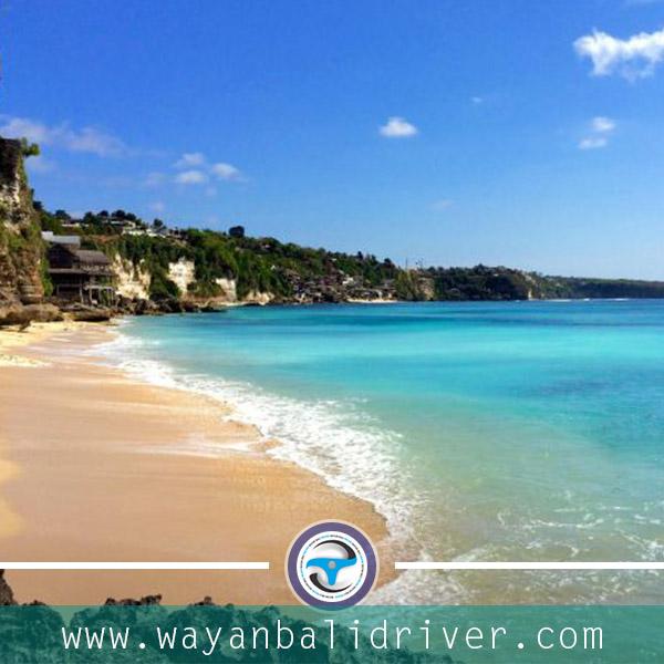 Bali's Dreamland Beach