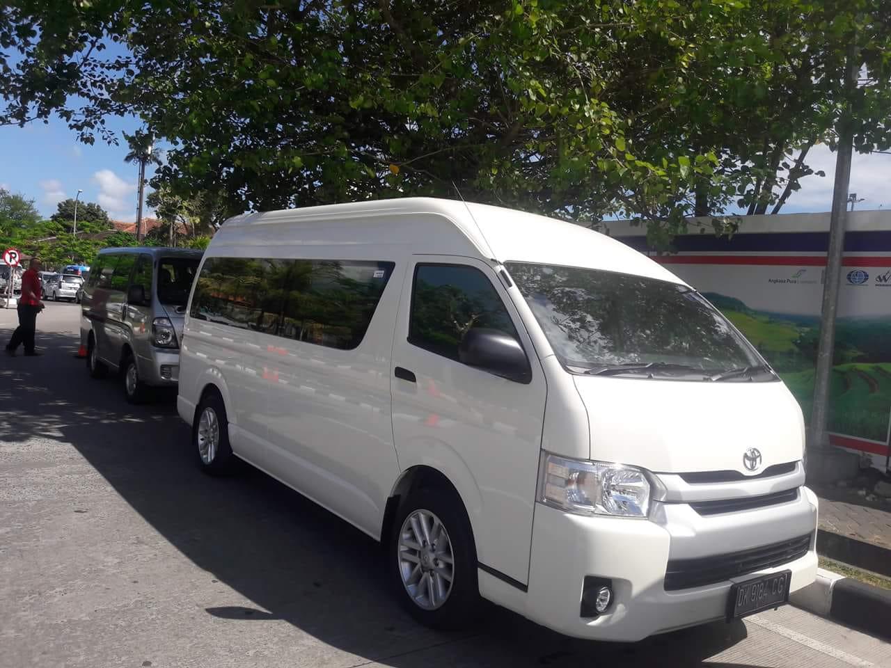 Hire Bali Driver Services