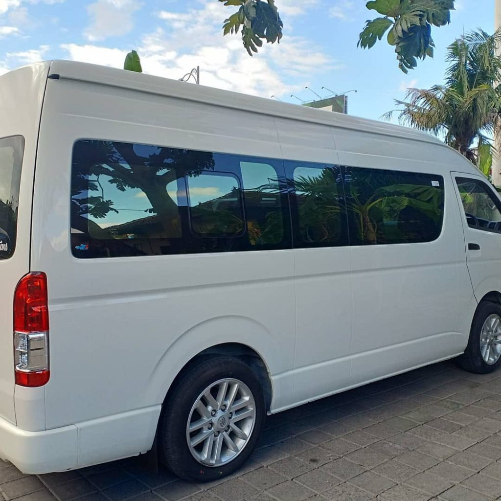 Why Hiace Rentals in Bali to Travel?
