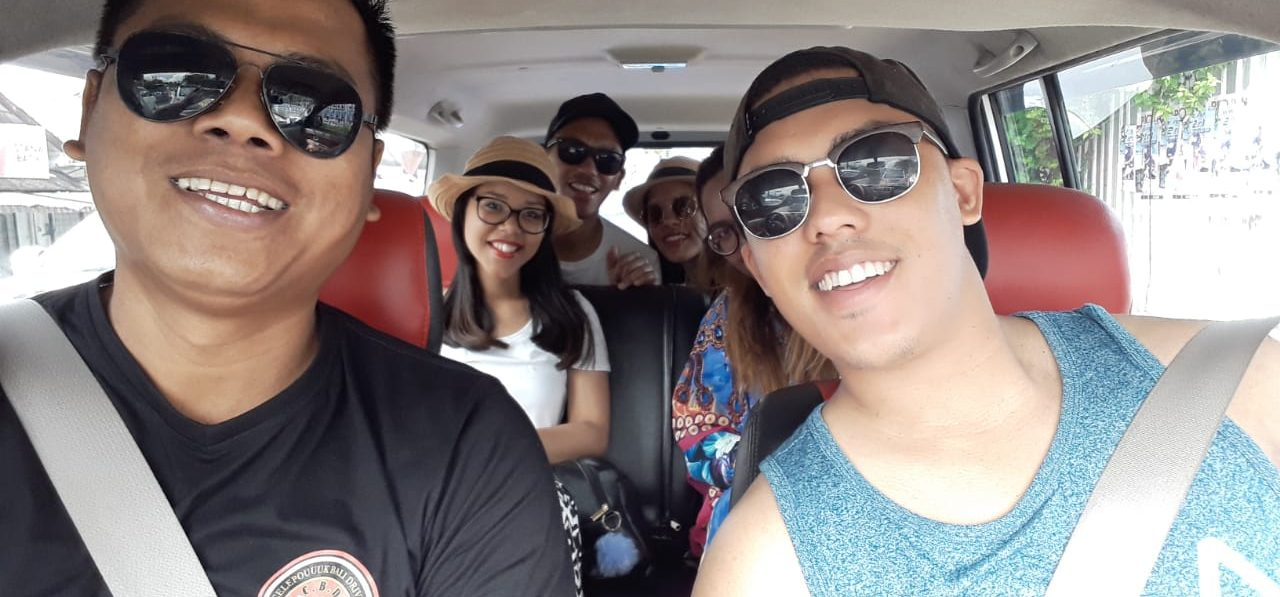 Car Rental in Bali With Driver
