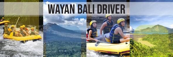 Ayung Rafting Kintamani Tour