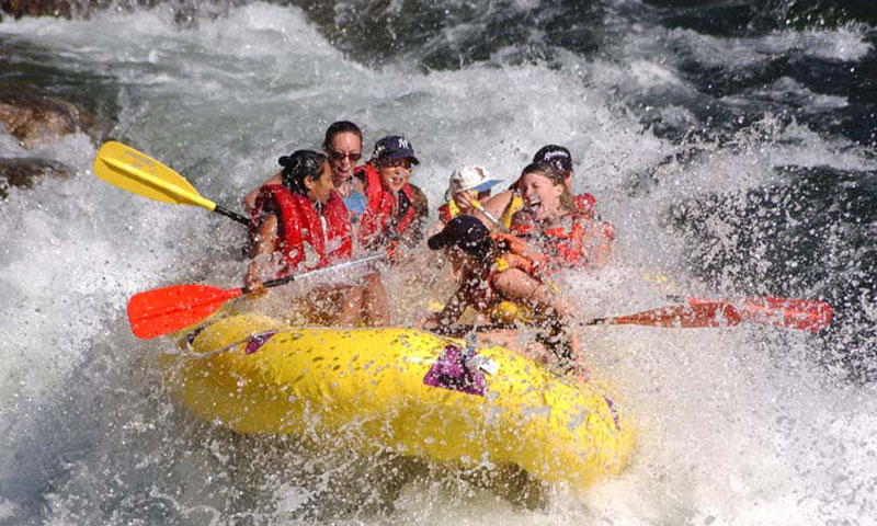 Ayung White River Rafting