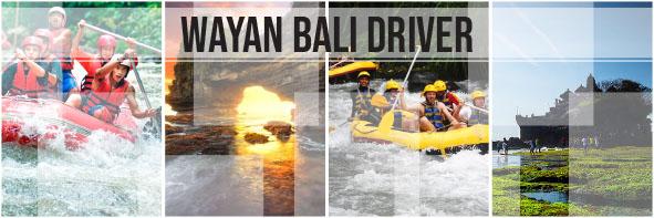Ayung Rafting & Tanah Lot Tour