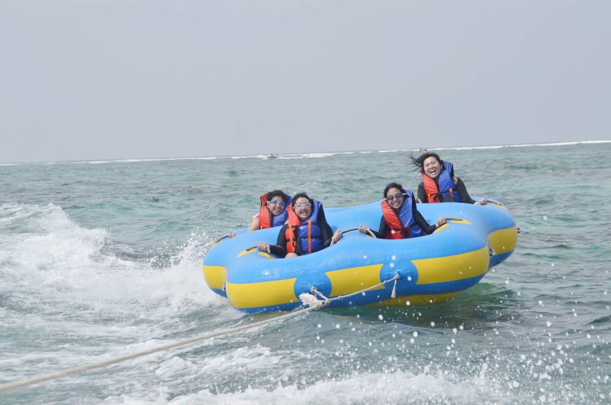 Donut Boat Bali Water Sport2