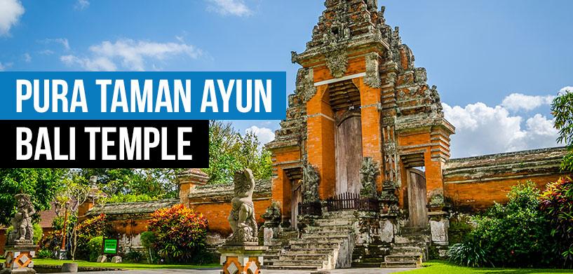 Pura-Taman-Ayun-Temple