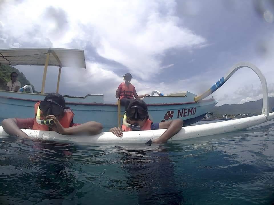 Snorkeling at Padang Bay Blue Lagoon18