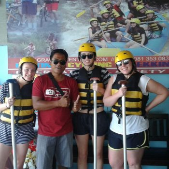 5 Best Rafting Places in Bali