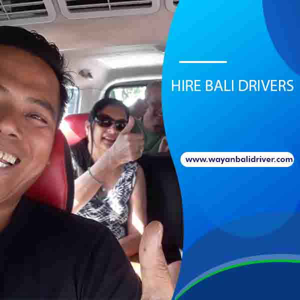 Hire Bali Drivers For Advantages Renting