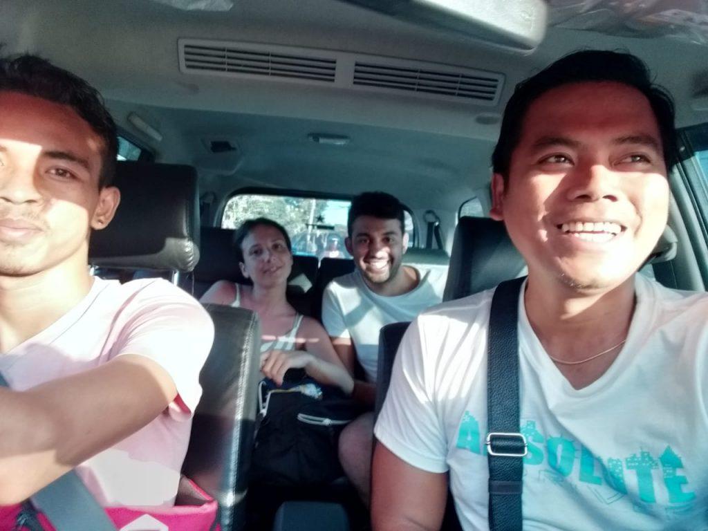 Car rental in Nusa Dua Bali